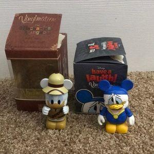 Donald vinylmations